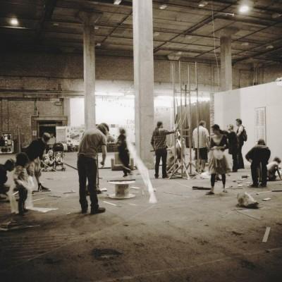 Artist-in-Residence Talk Series: Helen Frosi