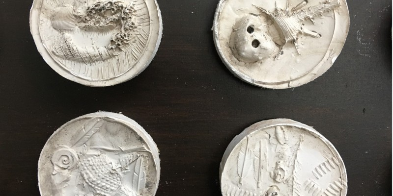 'Fossil' Plaster Cast Workshops