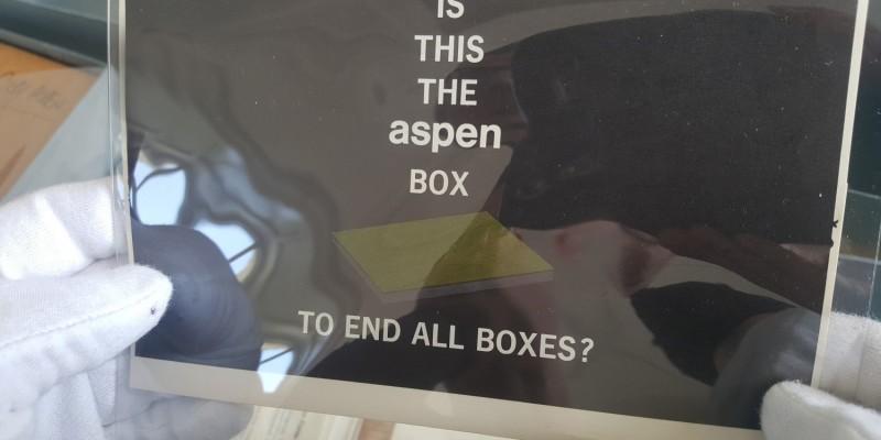 Listening to Aspen