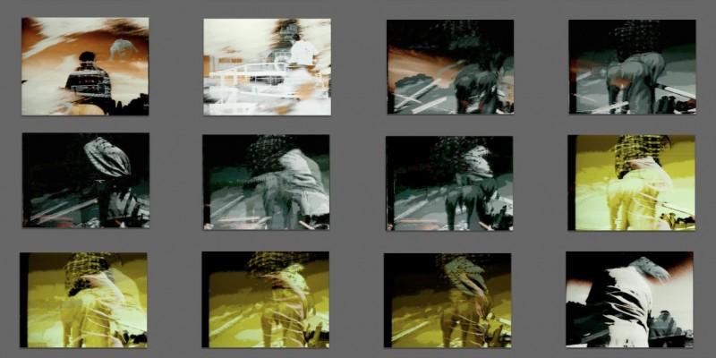 Artist in residence talks series: Jed Speare - listening night