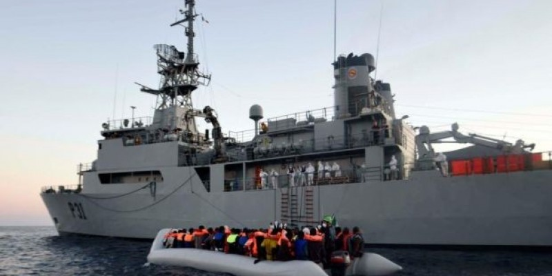 Maritime Talks Series / A humanitarian operation in the Mediterranean
