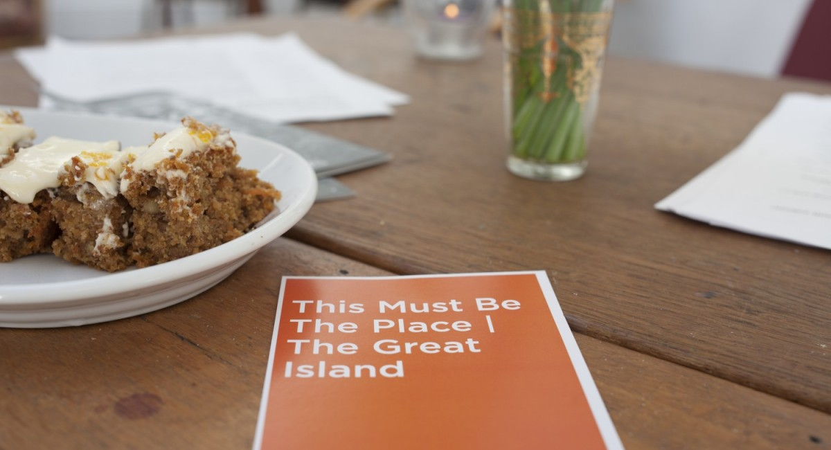 This Must Be The Place   The Great Island closing event