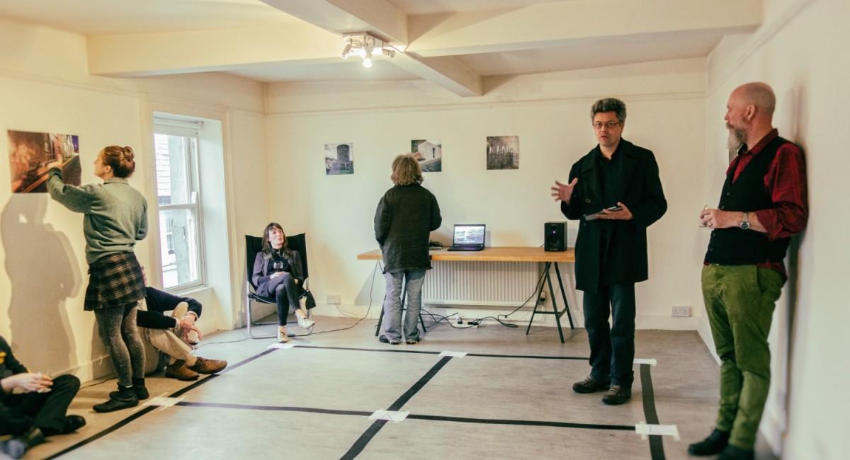 Artist-in-Residence Talks Series: Robin Parmar