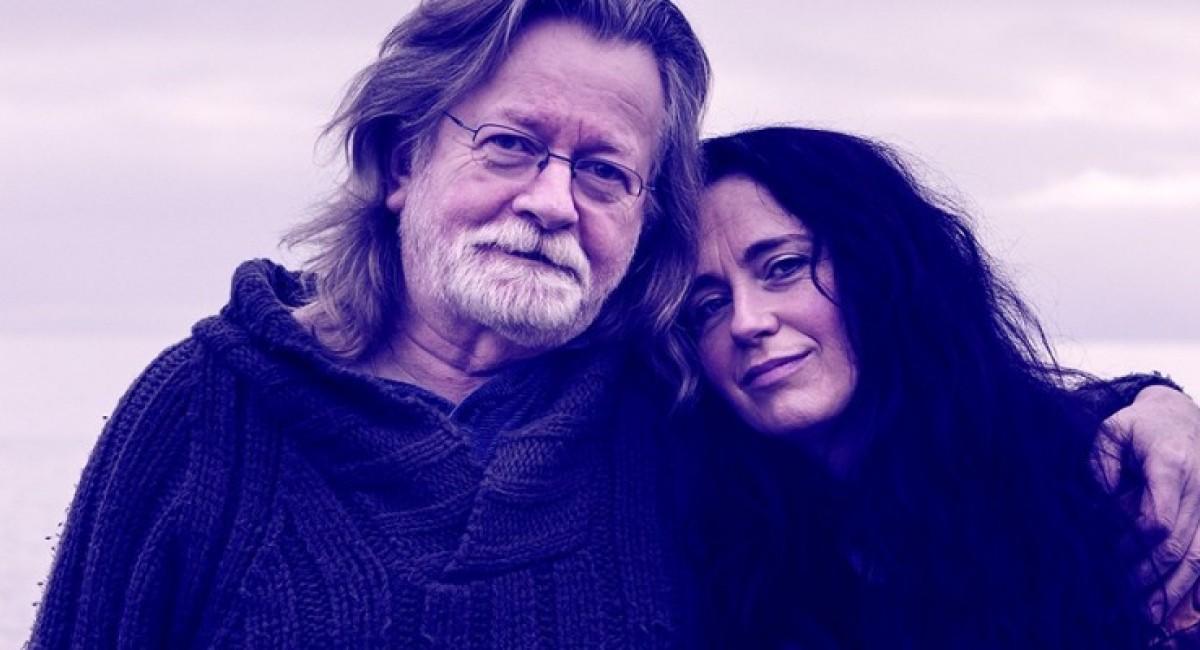 Declan Sinnott with Vickie Keating