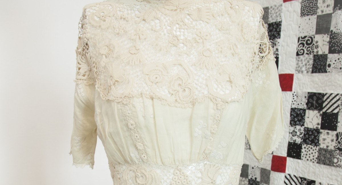 Vintage Lace Fashion Show ​: A Fundraiser for Sirius Arts Centre