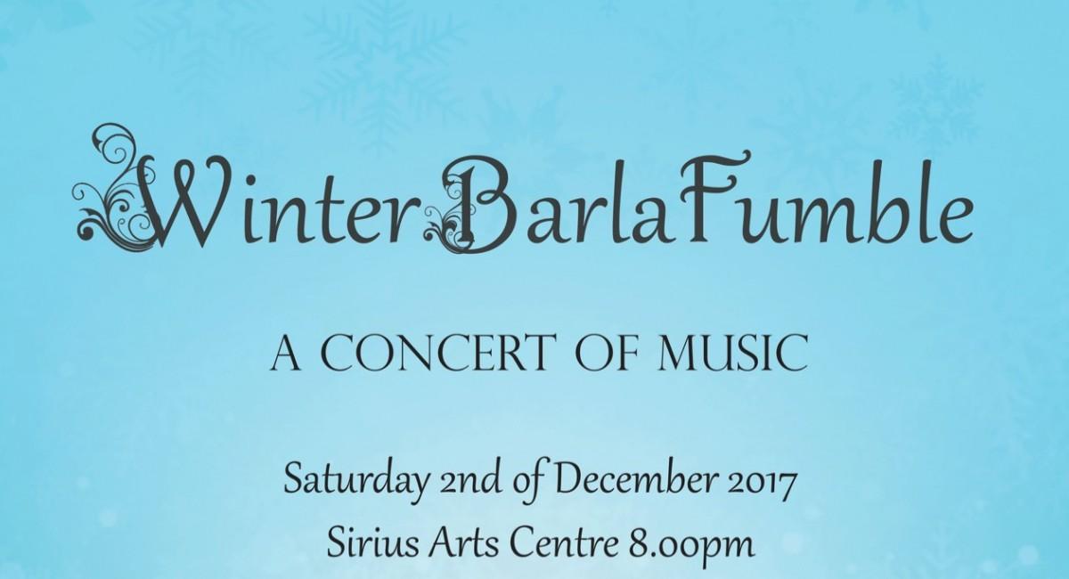 Winter Barla Fumble Concert