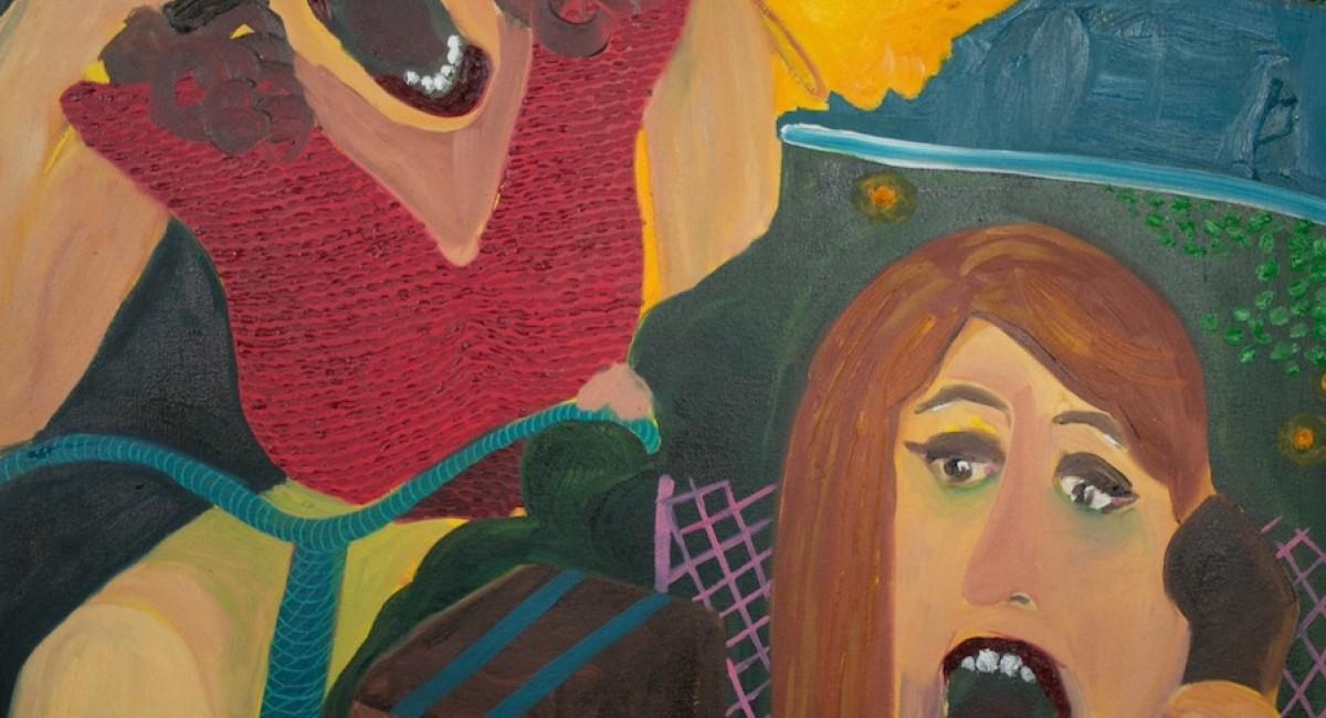 Artist-in-Residence Talks Series: Marisa Hoicka