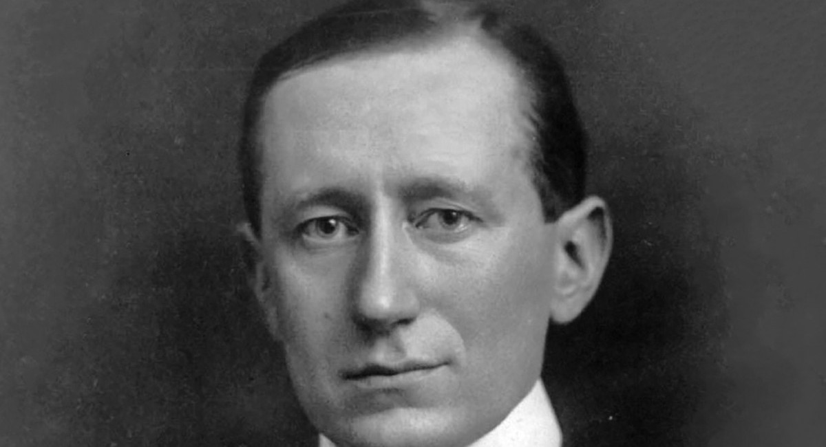 Mr Marconi and his marvellous  invention