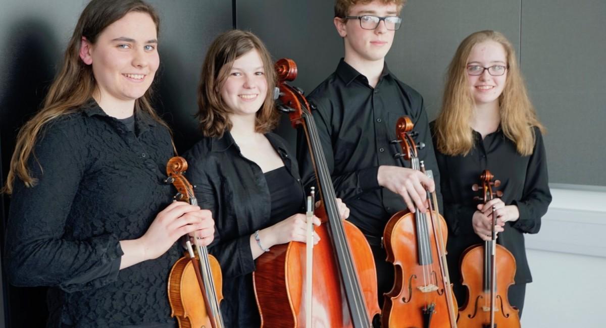 The Presto Quartet