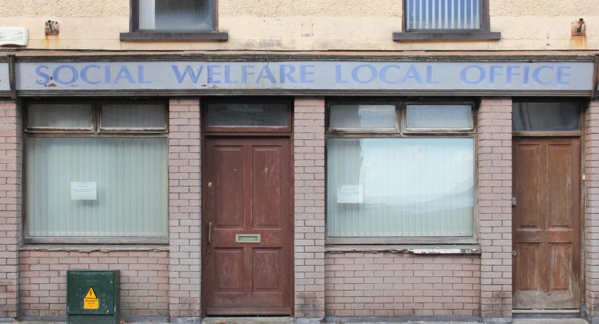 Vacant Building Appreciation Society Cobh Tour
