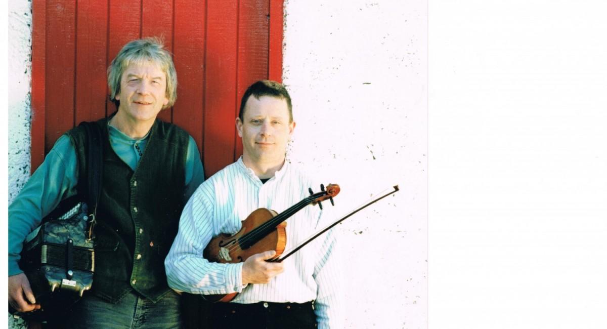 Charlie Piggott & Gerry Harrington