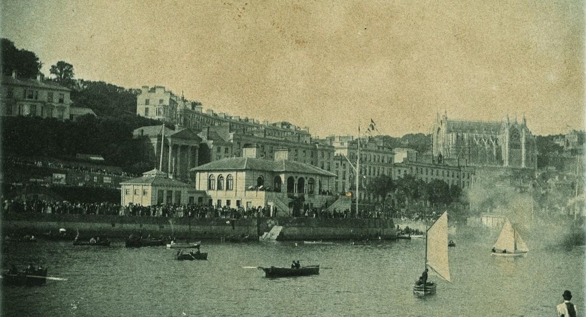 Royal Cork Yacht Club, Queenstown/Cobh, 1854-1966