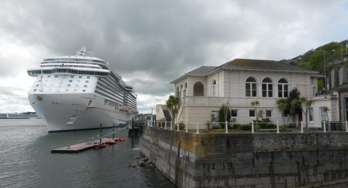Maritime Talks Series / Parking a City