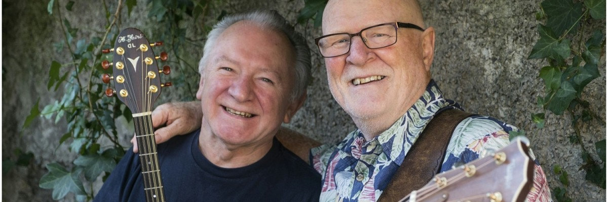 Mick Hanly & Donal Lunny SOLD OUT