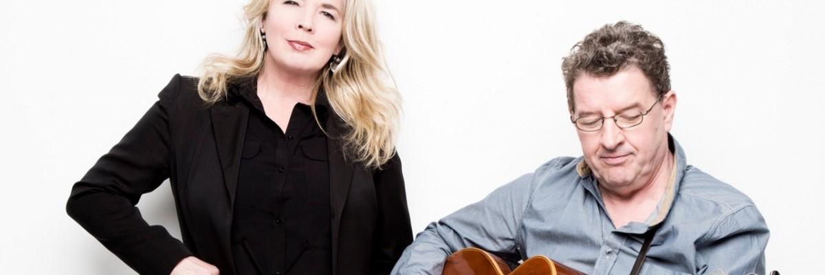 Leslie Dowdall & Mike Hanrahan
