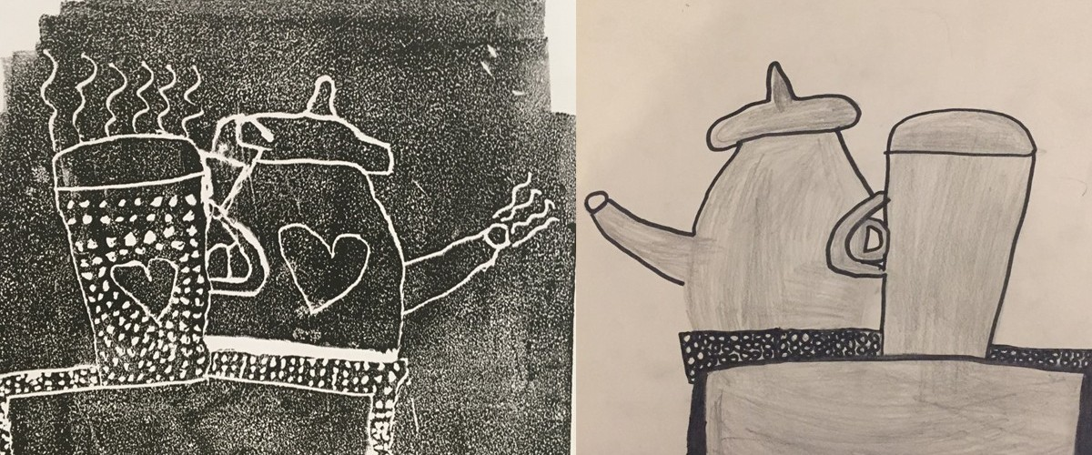 Observational Drawing And Printmaking Workshop with Susan Walsh