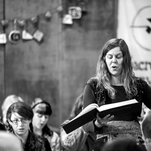 Sacred Harp, Shape Note Singing Workshop
