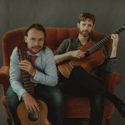 Sirius Suppers Presents: Fandango Duo