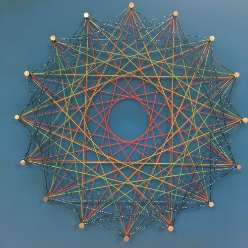 String Art Workshop with Susan Walsh. POSTPONED UNTIL FURTHER NOTICE