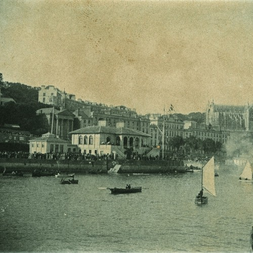 Royal Cork Yacht Club, Queenstown/Cobh, 1854-1966