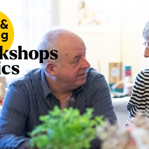 What Next? Arts and Ageing Workshops and Clinics