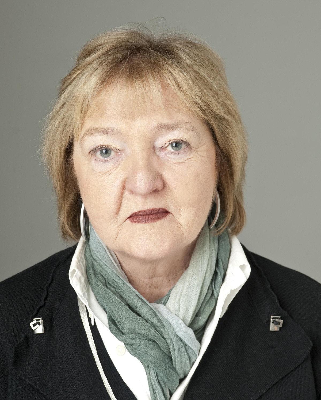Dr Brenda Moore-McCann
