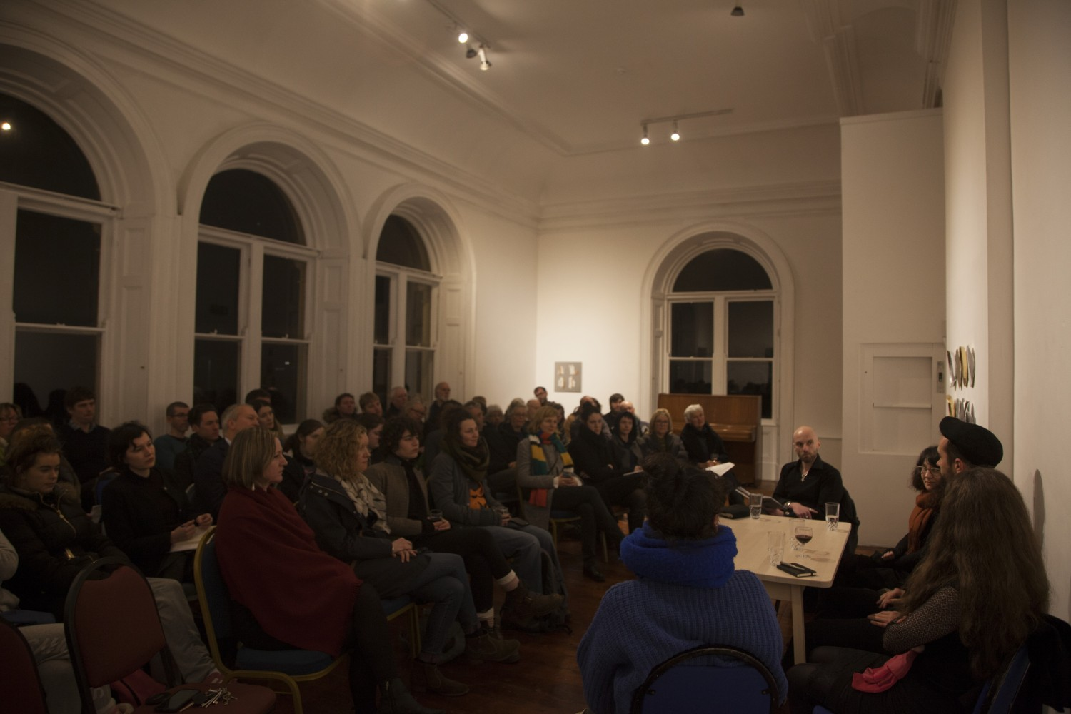 Panel Discussion with Exhibiting Artists